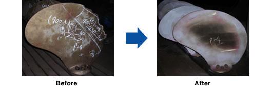 Water Lubricated Strentube Bearing